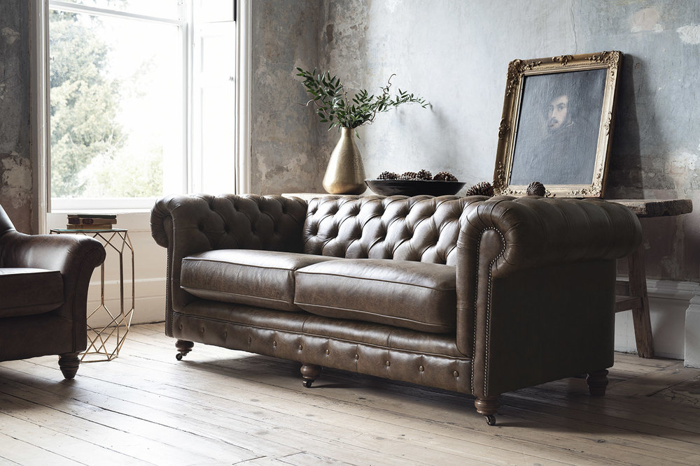 Chesterfield Sofas Retouched by Ben Allen Digital