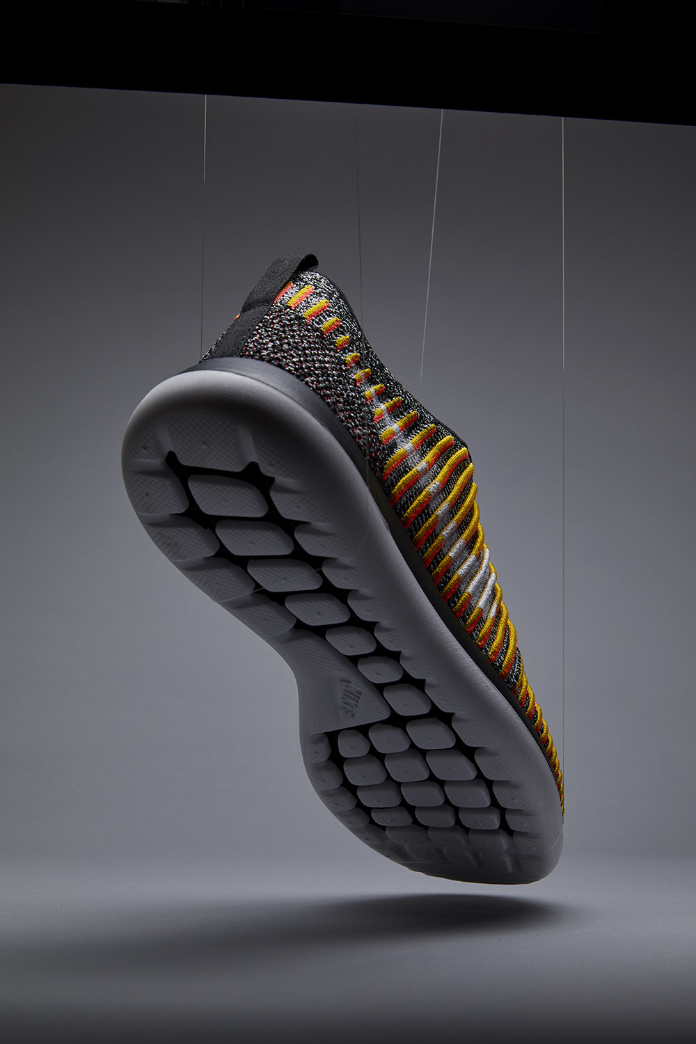 Nike Flyknit Retouch Before/After