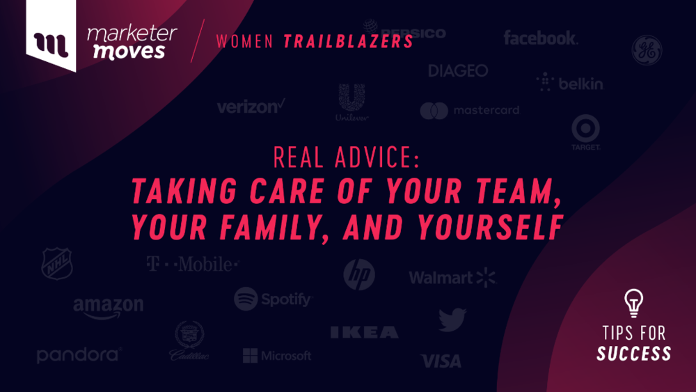 For Rosi's full list of tips, check out her article in Women Trailblazers -