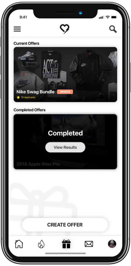 One-click commerce capability to easily move product and promo codes to track the success of any promotion, giveaway or campaign.