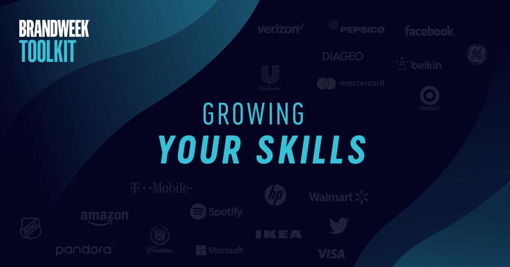 Growing Your Skills - Marketing Toolkit