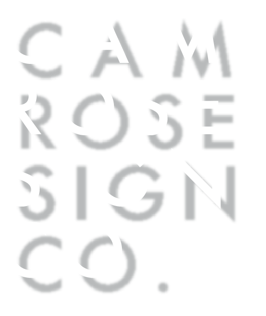 Cam Rose Sign Co. Signwriter in Plymouth | Devon | Cornwall