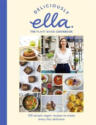Deliciously Ella , Plant-based cookbook £7.99  Photo: www.amazon.co.uk