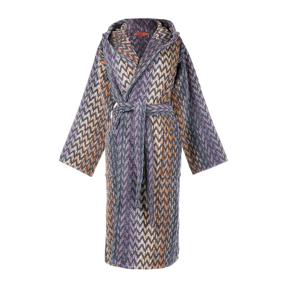 Missoni Stephen Hooded Bathrobe  €274  Photo: www.amara.com