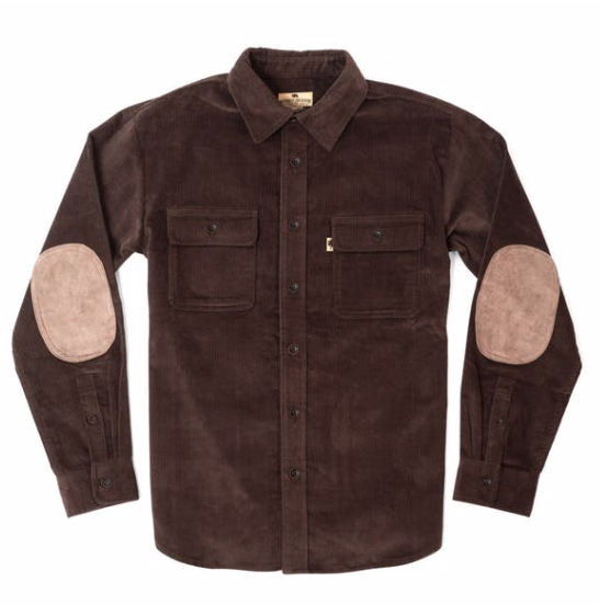 Bradford Corduroy Shirt Jacket    - $70.00  Photo: www.huckberry.com