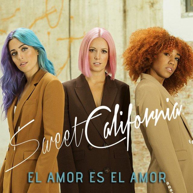 Sweet California - El Amor es El Amor