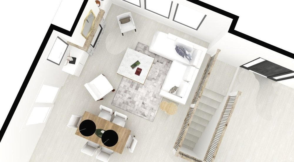 Kick-Starter Design Consultation - This package can be in-home, in-studio or on-site and includes up to 2-hours of design consultation time. We can help solve some of your design dilemmas and burning questions. This time can be used to cover questions and subjects such as space planning/furniture layout, decorating, initial renovation planning OR maybe you need a second opinion to ensure you are on track with your design selections and creating a cohesive design. You are in the drivers seat and every question is a good one! $225.00 + GST