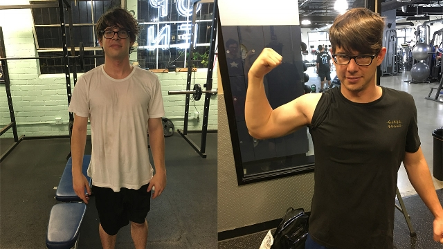 Hayden Personal Training Testimonials