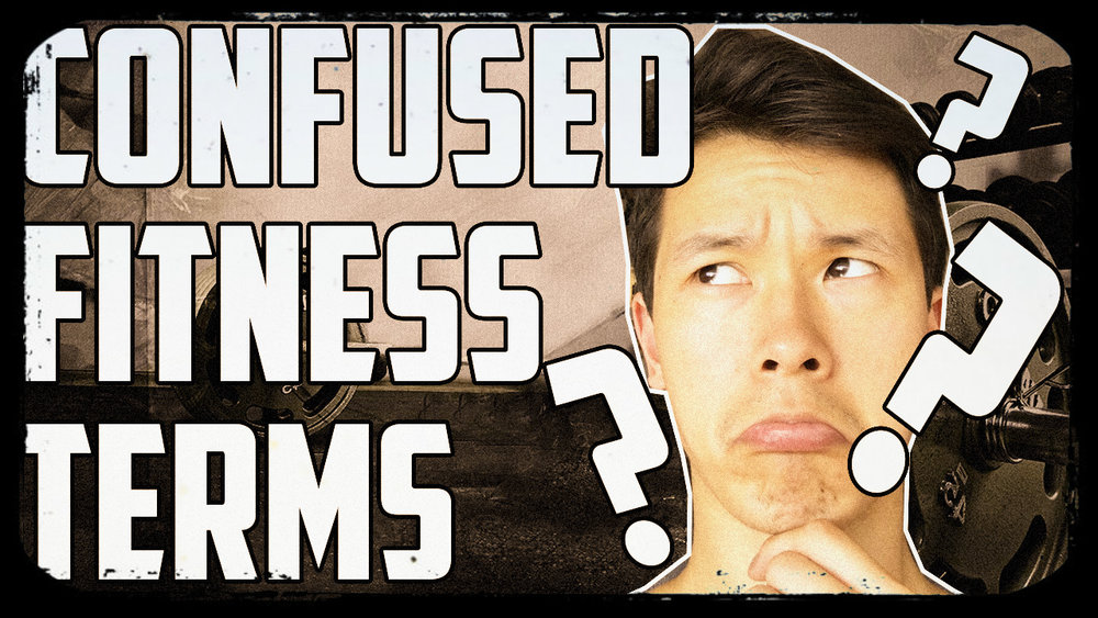 confused fitness terms thumbnail