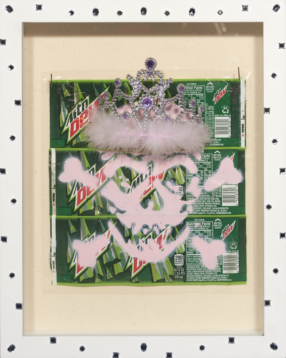 Mountain Don't -   Toddlers and Tiaras - mixed media