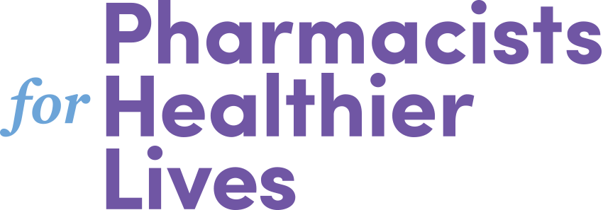 Pharmacists for Healthier Lives