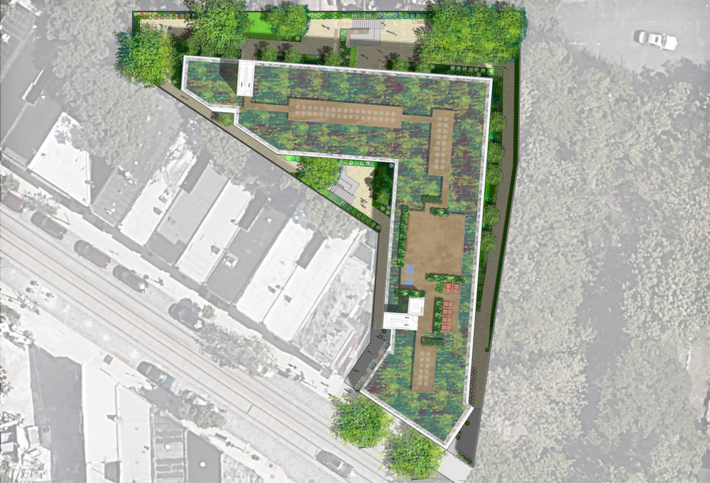 6300 Block of Germantown Ave, Philadelphia PA   Site Plan