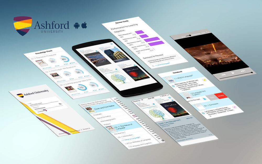 ASHFORD UNIVERSITY MOBILE READER