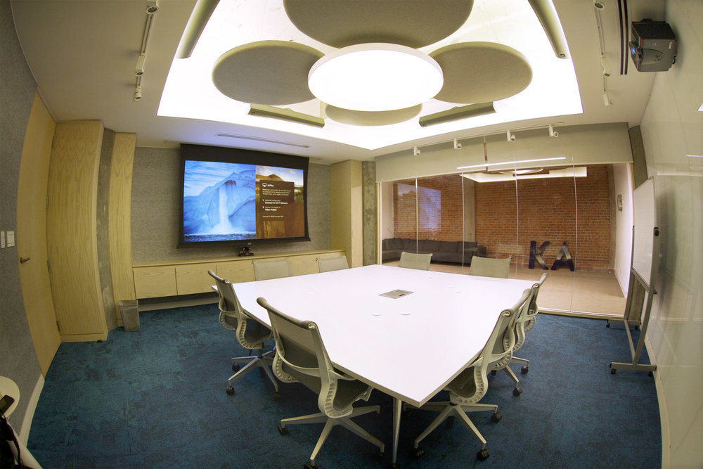 Shared Meeting Space