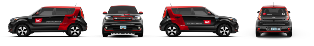 WE'RE READY TO ROLL IN FULLY ENVIRONMENTALLY-FRIENDLY STYLE.  We run a fleet of Kia Soul electric cars and care deeply about being stewards for our prized BC environment.