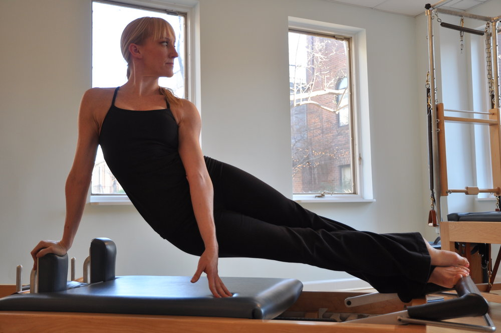 About Us - Heather Perry and the Georgetown Pilates team of instructors offer precision in movement adaptable for each individual with the goal of creating balance in the body, rehabbing injury or misalignments, and exploring self inquiry through body awareness. All sessions are private and highly personalized, all skill levels are welcome here. The studio which opened its doors in 2009, is located in the heart of the charming neighborhood of Georgetown in Washington, DC.