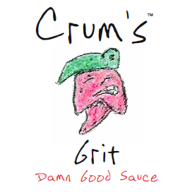GRIT - A warm sauce for the adventurous food lover. Made from the Scorpion Chile, Grit has a mellow smoke flavor with slow heat that lingers.CLICK HERE FOR RECIPES