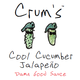 COOL CUCUMBERJALAPEÑO - The flavor of the Jalapeno Chile with the crisp, fresh taste of a cool cucumber. A refreshing green sauce with a hint of cucumber& mild heat of a Jalapeno.CLICK HERE FOR RECIPES