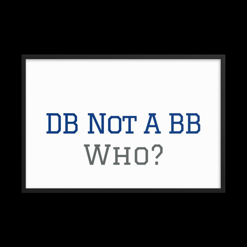 Not bb
