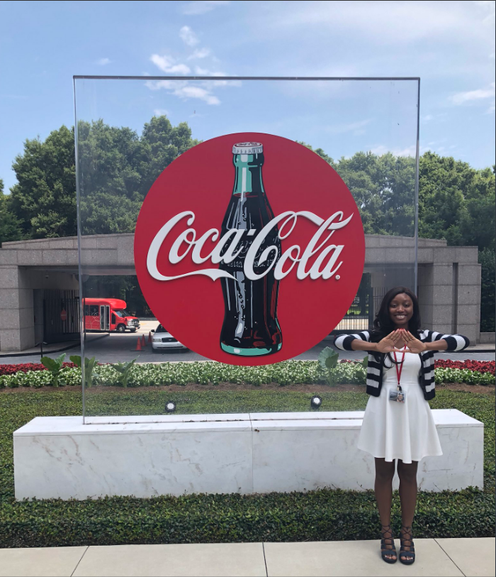 Amina Muhammad - Coca Cola