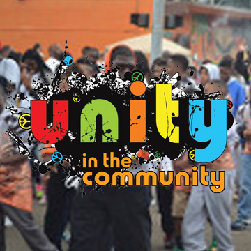 Unity In the Community Party - October 28, 2018
