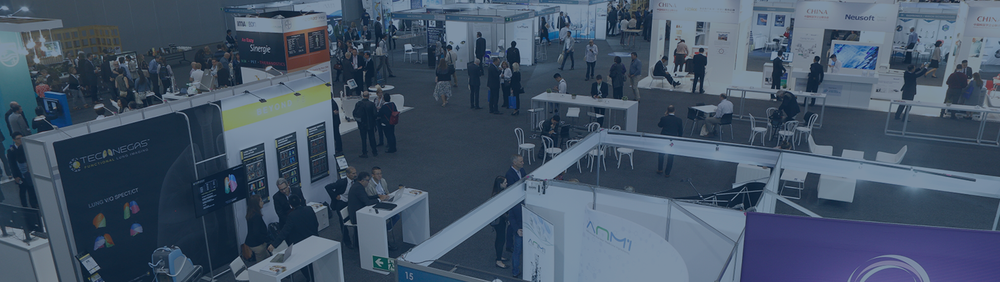 Better Engagement and ROI - promote your booth, track booth traffic, improve networking opportunities & lead management.