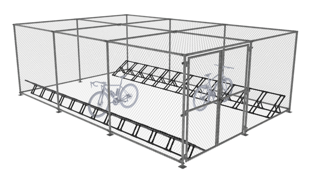 Chainlink Bike Cage Render cropped.png