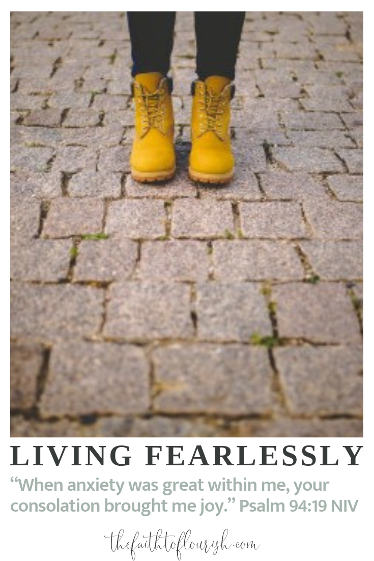 Living Fearlessy in trying times is not easy. fear cries out that we are not capable of surviving this current trial we find ourselves in. From Death to addiction to Financial Problems, Fear threatens to take us hostage. fear and anxiety can be overcome as we step out in faith and let got give us the faith we need for any trial.