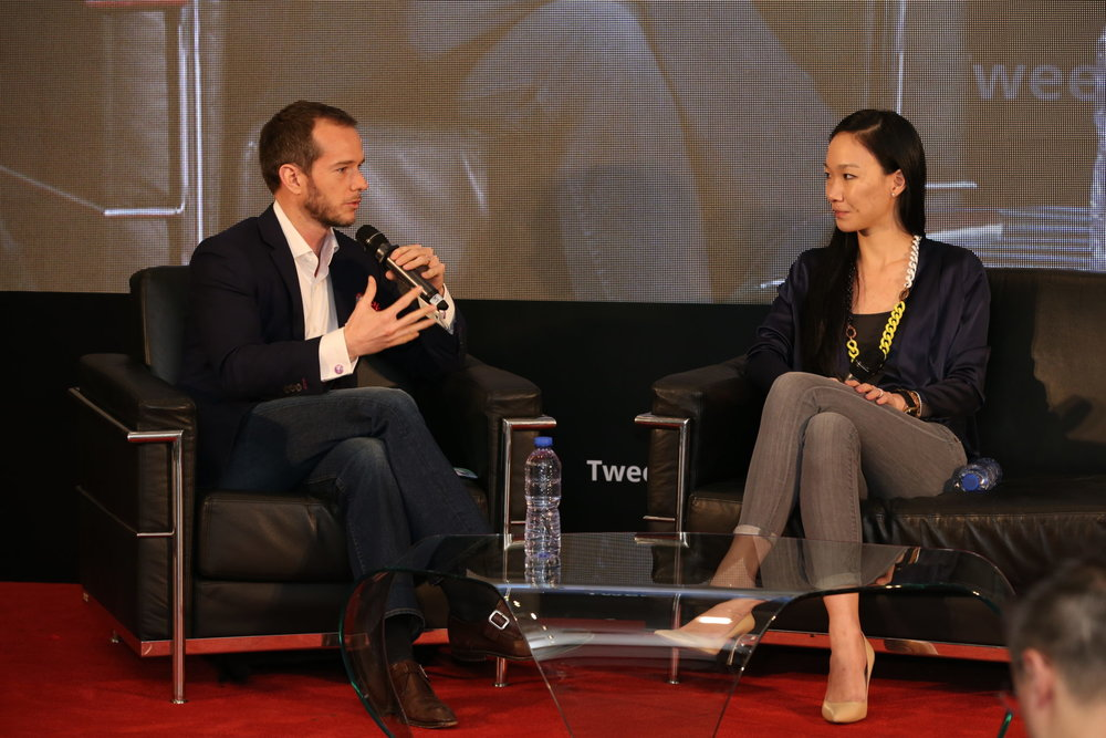 [exhibit 4] Uber's Candice Lo interviewed at Silicon Dragon