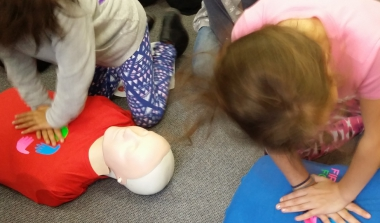 First Aid for Kids Workshop