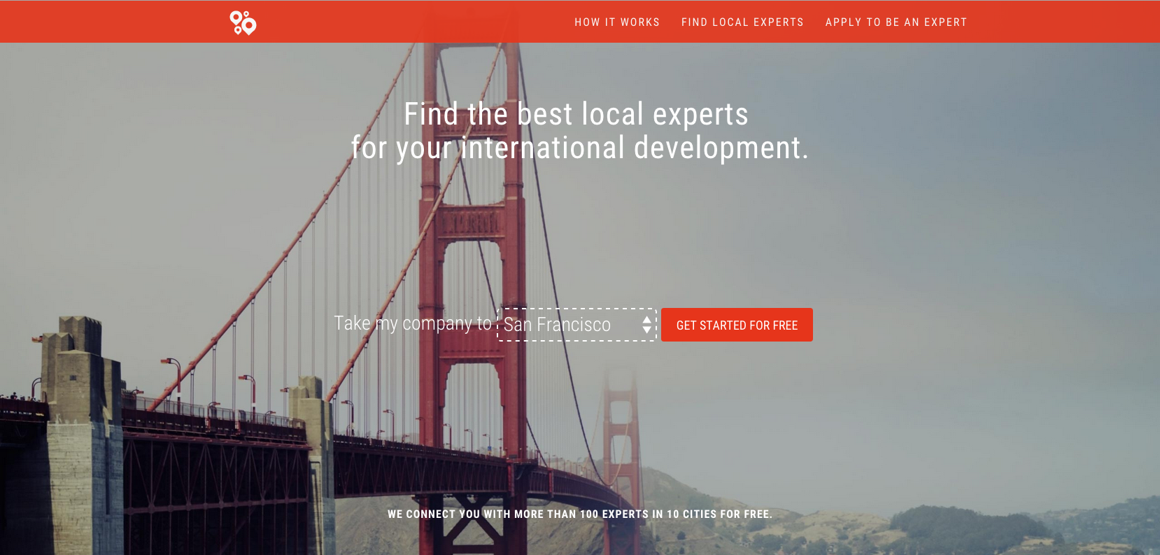 Home Website - SF