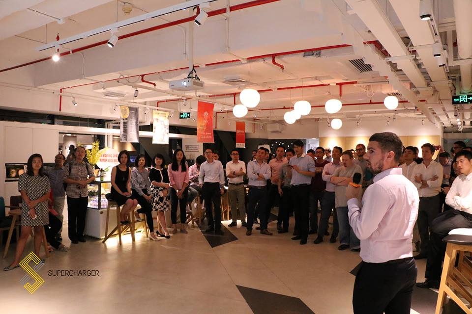 Networking Session with local FinTech start-ups and scale-ups in Shanghai