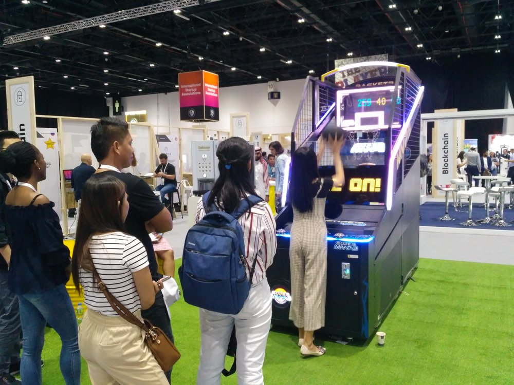 Slam Dunk? GITEX Future Stars wraps up on October 17 after four days of pitches, investor meetings, and networking.