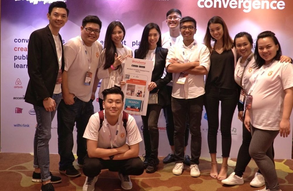 Ohmyhome team is dedicated to simplifying housing transactions
