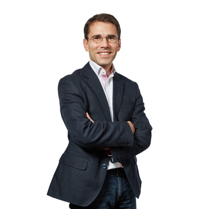 Julien Bergère, General Manager of Devialet Asia Pacific