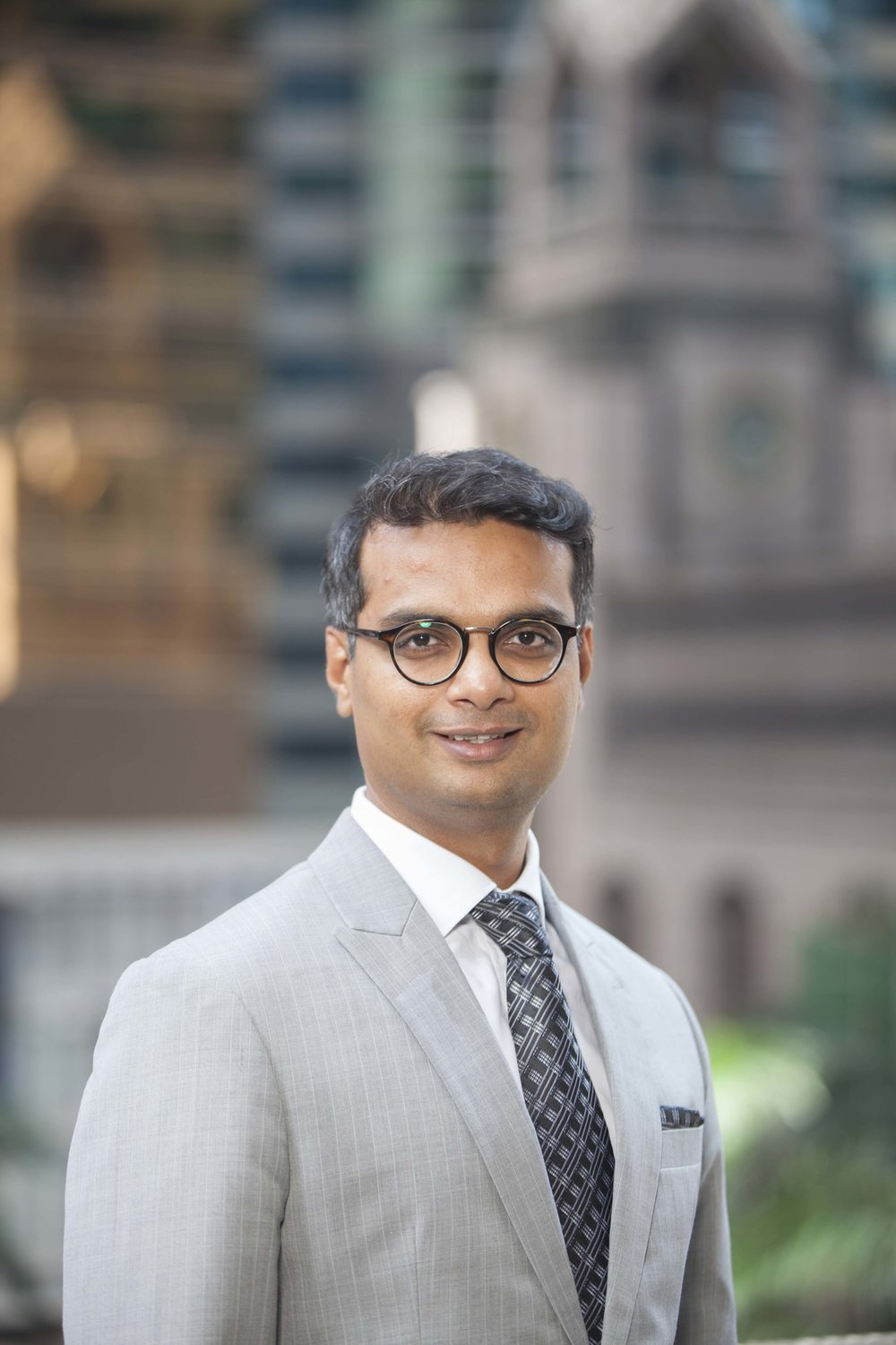 AUM's Chief Executive Officer, Mr. Vishal Doshi