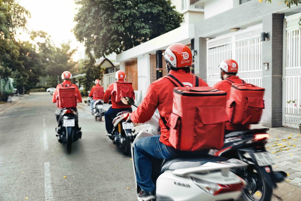 GO-VIET is operated by a local founding team and is supported by the GOJEK team in Jakarta. Photos courtesy of GOJEK.