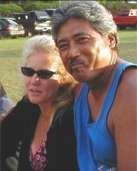 Wendel & Annie Olanolan