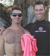 Clyde Rodgers & Ian Vernon