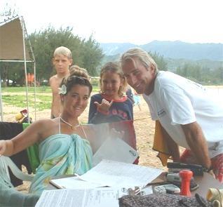 Koral McCarthey, Natalia Smith & Charlie Cowden