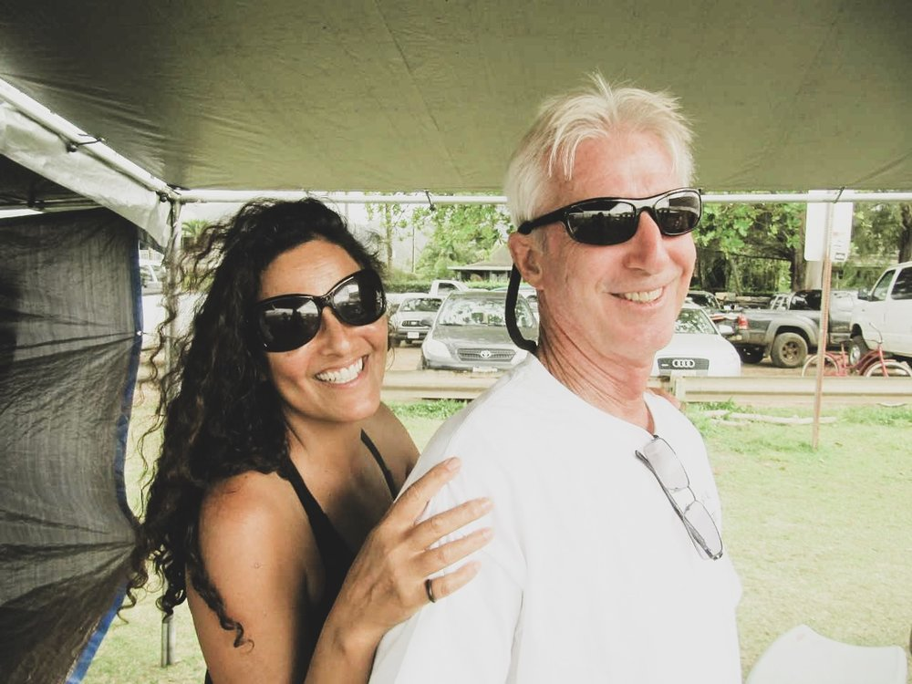 Owner Charlie Cowden & wife, Claudia Cowden