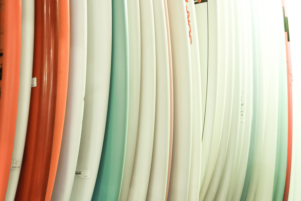 Board Rentals -
