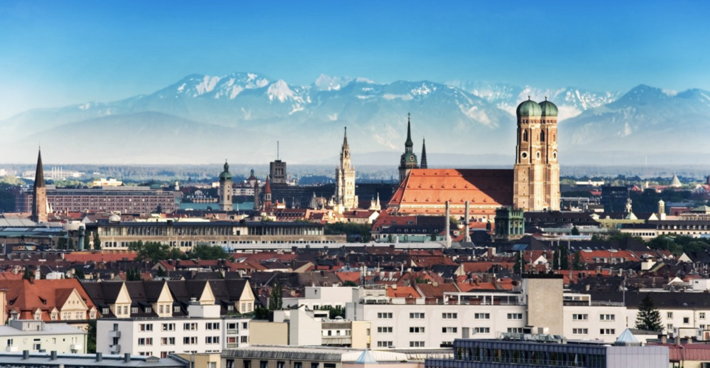 Munich, Germany - The city is located in the heart of Europe and offers easy access, a wide choice of accommodation and not only has an interesting history, cultural life and folklore, but is also damn cool!We look forward to welcoming you here next year!