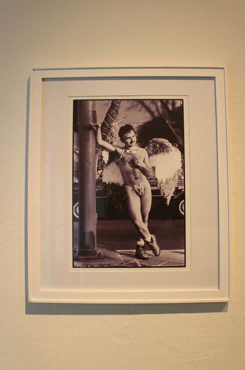 Yolanda Andrade,  Las alas del deseo,  Photograph, 1993