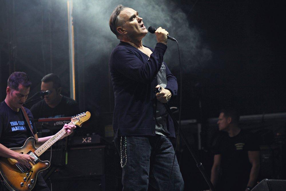 Morrissey - Photo Credit: Richard Gonzalez