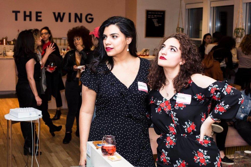 Analisa Cantu and Rachel Basoco, Founders of Trenza. All images courtesy of  Trenza .