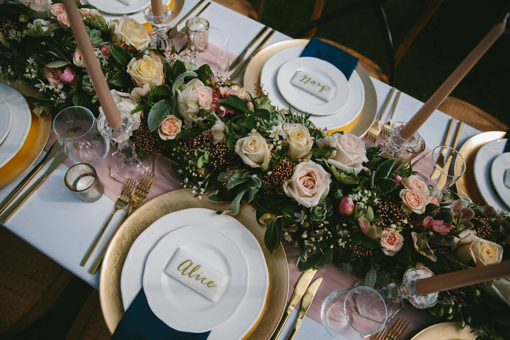 IT'S ALL IN THE DETAILS - Want a Pinterest worthy event but just not sure where to start or how to bring all the elements together to create a picture-perfect setting? Got It Covered love to create incredible events that inspire and excite!