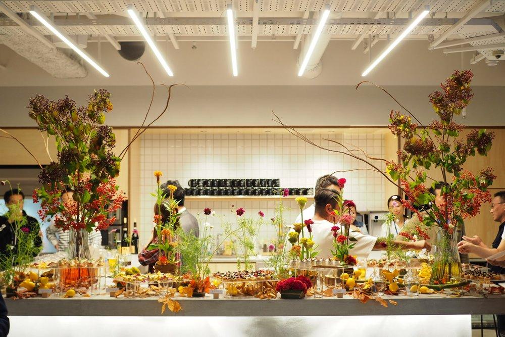 Food & Drinks - ALISHAN ORGANIC / JERIQUE(旧:Hummingbird table) / minoriiro / SUNPEDAL / Kyuhei Saito / Misaki Iwaki