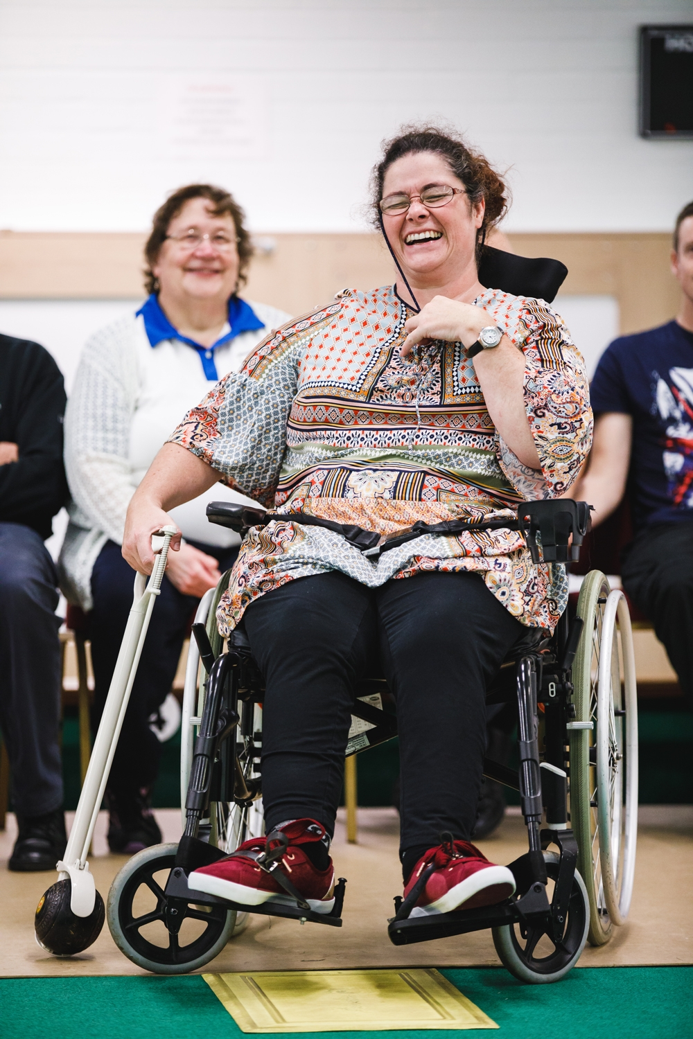 Our Mission - To provide and assist in the provision of facilities for the recreation, education, sport and other leisure time activities for disabled people primarily in Surrey and where necessary assist with their integration into Society. We meet every Tuesday from 6.30pm-9pm at The Leatherhead Leisure CentreLearn More
