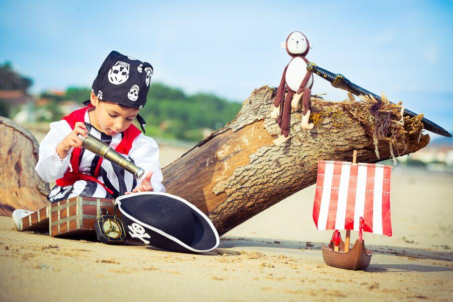 Niño Pirata -
